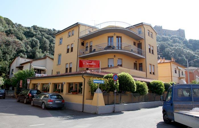 Albergo rossella castiglione della pescaia grosseto toscana for Hotel castiglione della pescaia